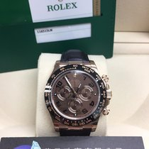 Rolex Rose gold 40mm Automatic 116515 new