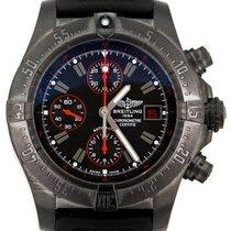 Breitling Avenger Skyland Acero 45mm Negro