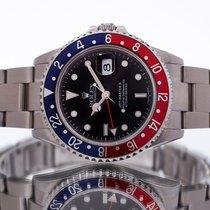 Rolex 16710 Сталь 2006 GMT-Master II 40mm подержанные