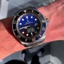 Rolex Sea-Dweller Deepsea Steel 44mm Black United States of America, Texas, Houston
