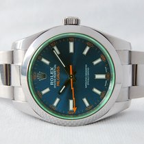 Rolex Milgauss 116400GV 2014 pre-owned