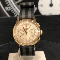 Longines Rose gold 38mm Manual winding pre-owned
