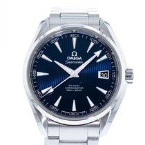 Omega Seamaster Aqua Terra 231.10.42.21.03.001 2010 pre-owned