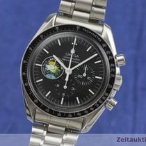 Omega Speedmaster Professional Moonwatch Acier 41.5mm Noir