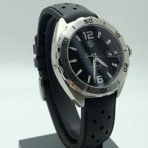 TAG Heuer Formula 1 Calibre 5 Steel 41mm Black No numerals