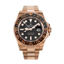 Rolex GMT-Master II 126715CHNR 2019 pre-owned