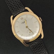 Universal Genève Rose gold 35mm Manual winding pre-owned United States of America, New Jersey, Montclair