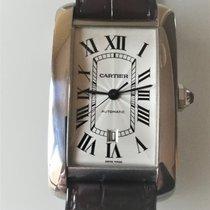 Cartier Tank Américaine White gold 52mm
