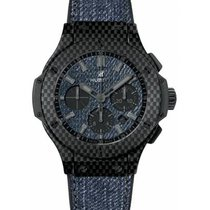 Hublot Big Bang Jeans Carbono 44mm Azul Sin cifras