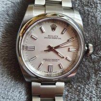 Rolex Oyster Perpetual 36 Stahl 36mm Silber Arabisch Deutschland, Mannheim