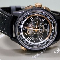Jaeger-LeCoultre Chronograph 44mm Automatic new AMVOX Black