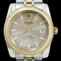 Tudor Classic pre-owned 36mm Gold/Steel