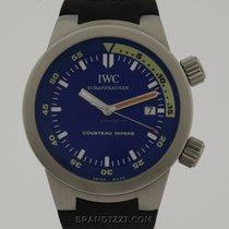 IWC Aquatimer Costeau Divers Ref. 3548