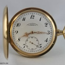 Glashütte Original Watch pre-owned 1923 Red gold 57mmmm Arabic numerals Manual winding Watch only