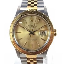Rolex Datejust Turn-O-Graph Gold/Steel 36mm No numerals United States of America, California, Cerritos