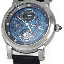 Bovet Dimier Recital 7-Day Tourbillon DR2 Platinum Men's...