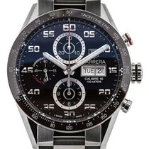 TAG Heuer Carrera Calibre 16 43mm Automatic Day Date