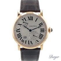 Cartier Rotonde 8-Days Power Reserve Rose Gold NEW