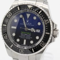 Rolex Deep Sea D-blue Ref.: 116660 von 2017 LC110