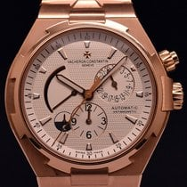Vacheron Constantin Overseas Dual Time Rose Gold