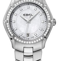 Ebel Sport Steel 27mm Mother of pearl No numerals United States of America, New York, New York