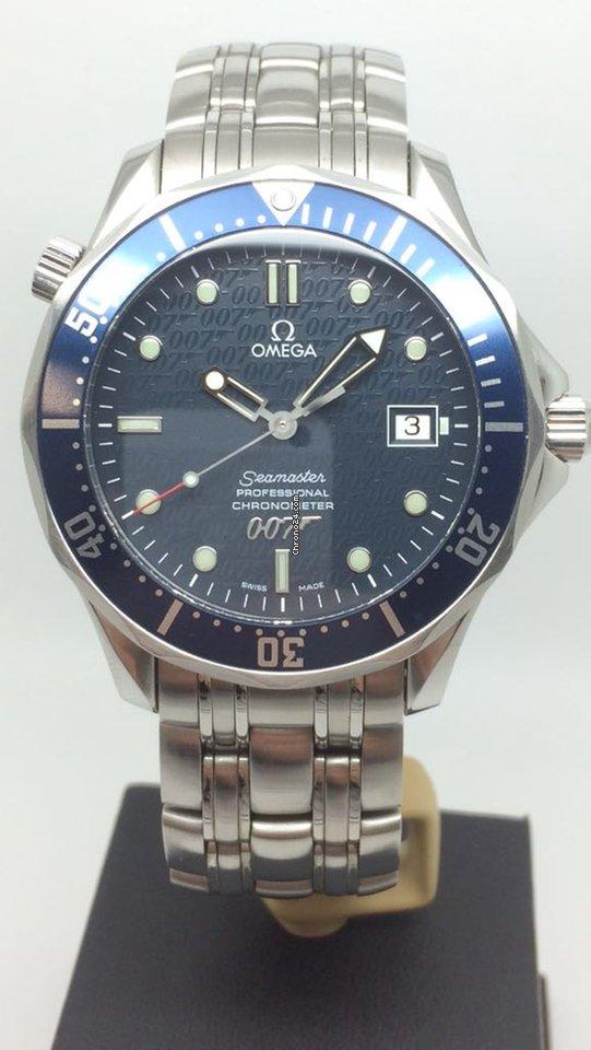 venta caliente online 530d0 0a338 Omega Seamaster James Bond