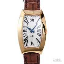Bedat & Co No 3 Quartz Dress Watch 18k Rose Gold Ref 384.303.600