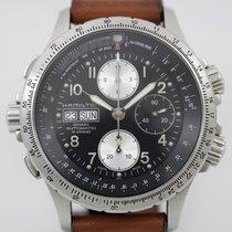 해밀턴Pan Europ,중고시계,44 mm,스틸
