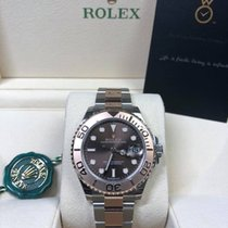 Rolex Yacht-Master 37 268621 Chocolate Dial 2019 new