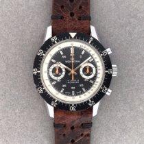 Wakmann Chronograph 40mm Handaufzug gebraucht Schwarz