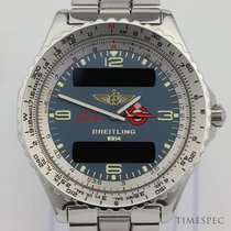 Breitling Chronospace Steel 42mm Blue