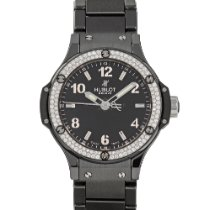 Hublot Big Bang 38 mm rabljen 38mm Crn Keramika