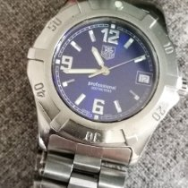 TAG Heuer 2000 Steel 38mm Blue Arabic numerals