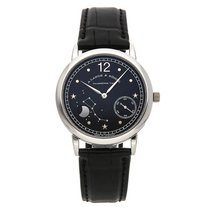 A. Lange & Söhne 1815 Platinum 35.9mm Black No numerals United States of America, Pennsylvania, Bala Cynwyd