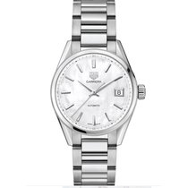 TAG Heuer Carrera Lady Steel Silver No numerals