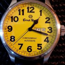 Ernst Benz Çelik 47mm Otomatik GC10219 ikinci el