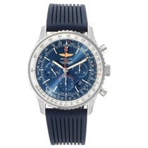 Breitling Navitimer 01 (46 MM) Steel 46mm Blue United States of America, Georgia, Atlanta