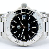 TAG Heuer pre-owned Quartz 27mm Black Sapphire crystal 30 ATM