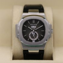 Patek Philippe Nautilus Steel 40.5mm Black No numerals United States of America, Tennesse, Nashville