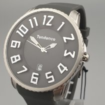 Tendence Gulliver Steel 45mm Grey