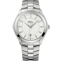 Ebel Sport Steel 40mm Silver No numerals United States of America, New York, New York