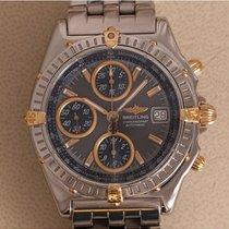 Breitling Chronomat Staal 39mm Geen cijfers Nederland, Amstelveen