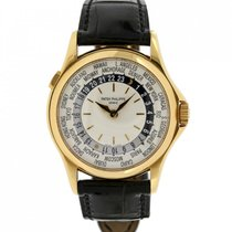 Patek Philippe World Time 5110J 2005 pre-owned