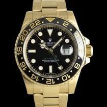 Rolex GMT-Master II 116718LN подержанные