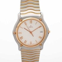 Ebel Sport Gold/Steel 34mm White Roman numerals United States of America, Ohio, Westerville