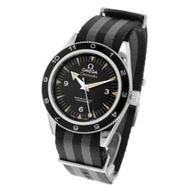 Omega Seamaster 300 Steel 41mm Black United Kingdom, London