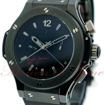Hublot Big Bang 44 mm Ceramic 44.5mm Black Arabic numerals