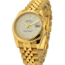 Rolex Used 178278_used_wht_roman Midsize 31mm President in...