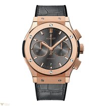 Hublot Classic Fusion Chronograph 18k Rose Gold Men's Watch