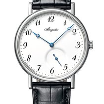 Breguet Brequet Classique 7147 18K White Gold Men's Watch